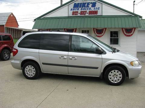 2005 Chrysler Town and Country for sale in Dale, IN