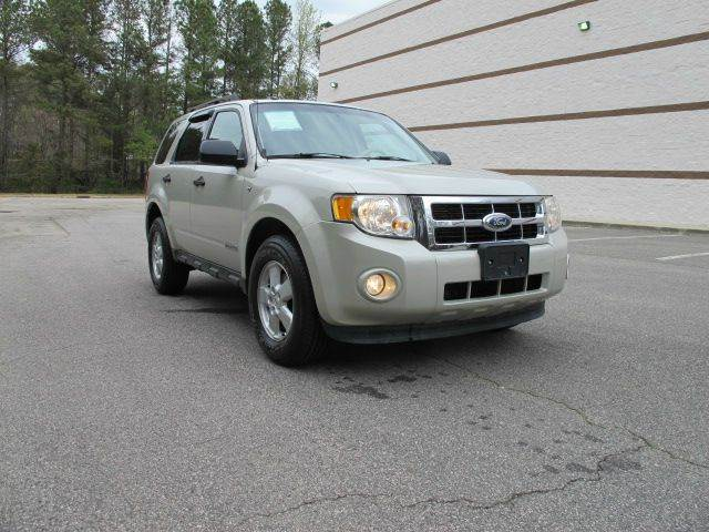 2008 Ford Escape AWD XLT 4dr SUV V6 - Raleigh NC