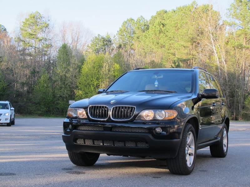 Bmw X AWD I Dr SUV In Raleigh NC Best Import Auto - Best bmw suv