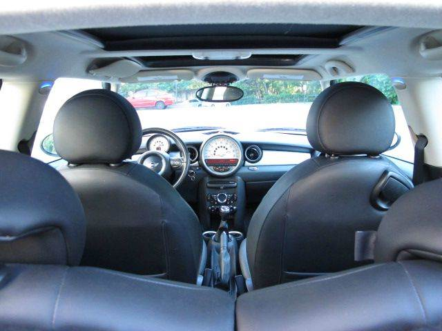 2011 MINI Cooper 2dr Hatchback - Raleigh NC
