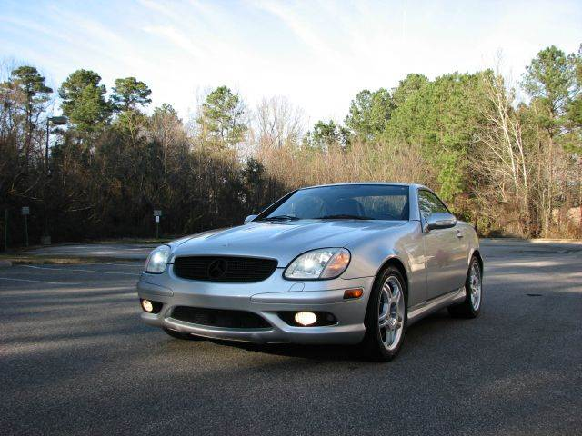 2002 mercedes benz slk slk32 amg 2dr convertible in for Mercedes benz raleigh