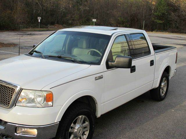 2004 Ford F-150 4dr SuperCrew Lariat 4WD Styleside 5.5 ft. SB - Raleigh NC