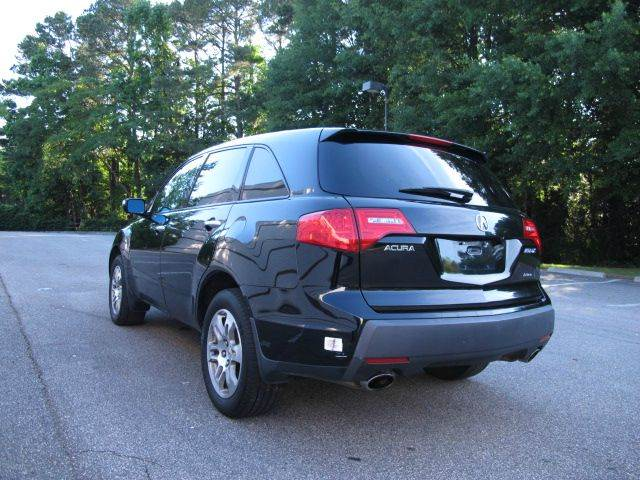 2008 Acura MDX SH AWD w/Tech 4dr SUV w/Technology Package - Raleigh NC