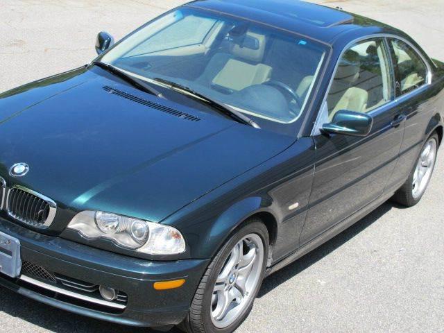 2003 BMW 3 Series 330Ci 2dr Coupe - Raleigh NC