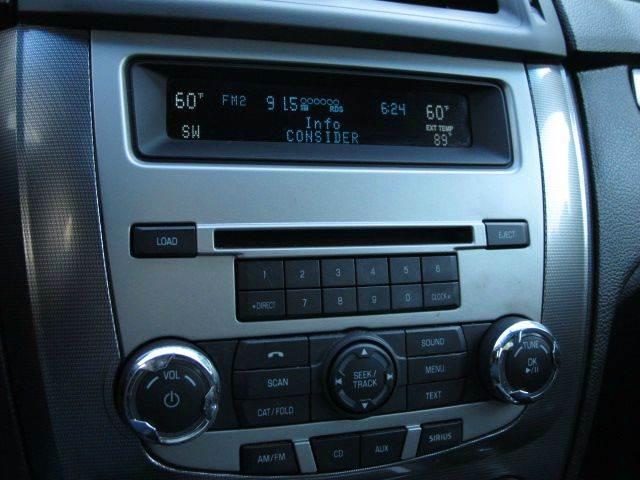 2010 Ford Fusion SEL 4dr Sedan - Raleigh NC