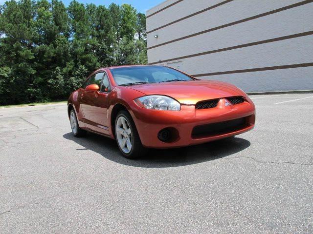 2007 Mitsubishi Eclipse GS 2dr Hatchback (2.4L I4 5M) - Raleigh NC