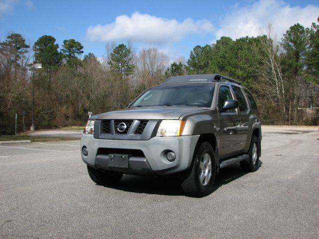 2008 nissan xterra off road 4x4 4dr suv 5a in raleigh nc. Black Bedroom Furniture Sets. Home Design Ideas