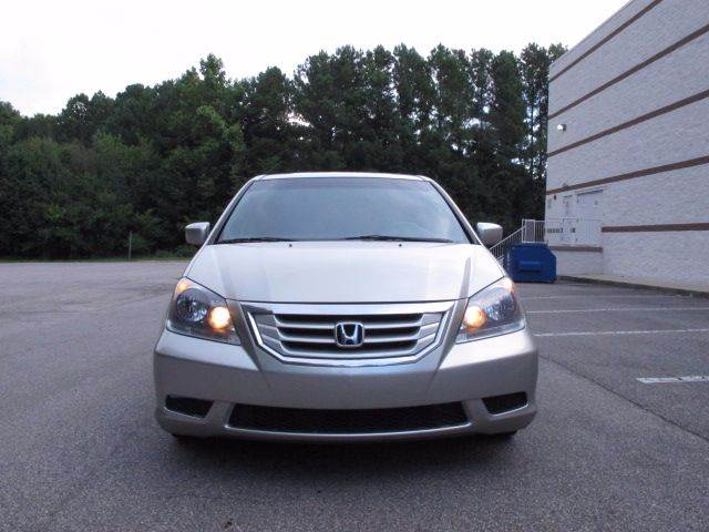 2008 Honda Odyssey EX L w/Navi w/DVD 4dr Mini Van and DVD - Raleigh NC