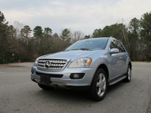 2008 mercedes benz m class ml 320 cdi awd 4matic 4dr suv. Black Bedroom Furniture Sets. Home Design Ideas