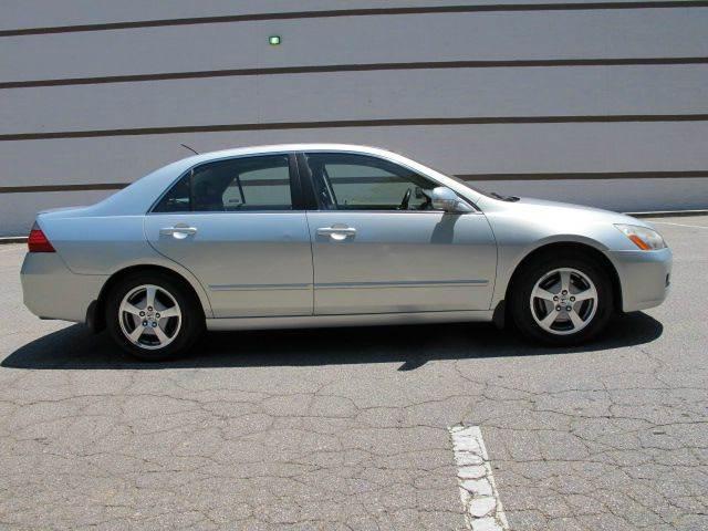 2006 Honda Accord Hybrid 4dr Sedan w/Navi - Raleigh NC