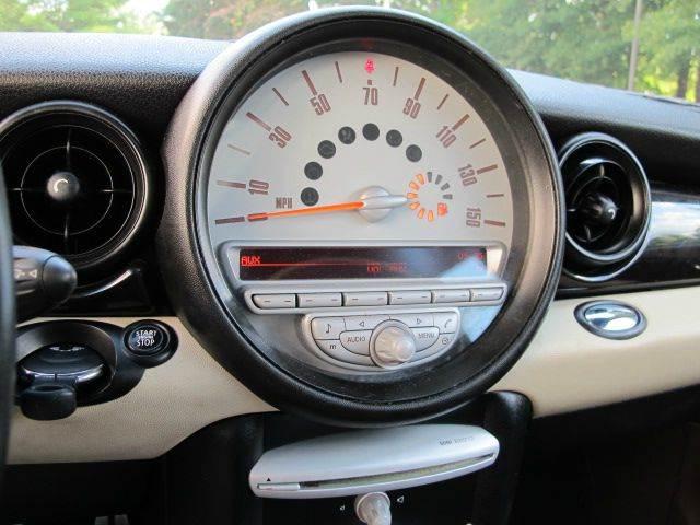 2008 MINI Cooper Clubman S 3dr Wagon - Raleigh NC
