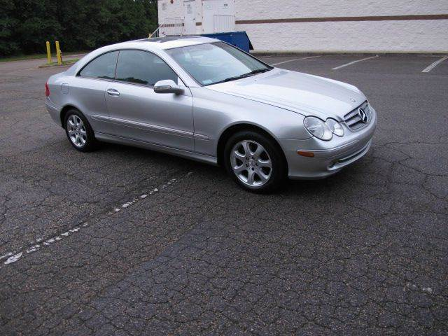 2003 Mercedes-Benz CLK CLK 320 2dr Coupe - Raleigh NC