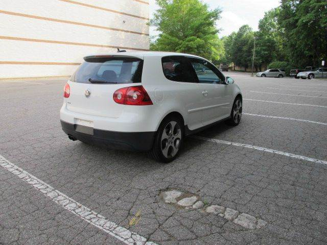 2006 Volkswagen GTI Base New 2dr Hatchback w/Manual - Raleigh NC