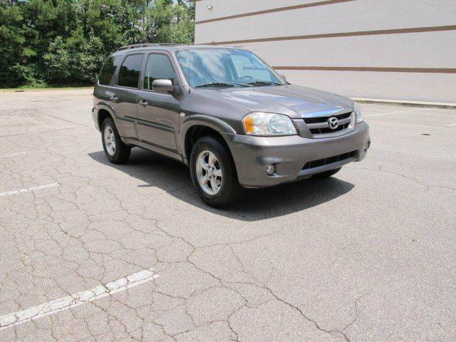 2006 Mazda Tribute i 4dr SUV w/Automatic - Raleigh NC
