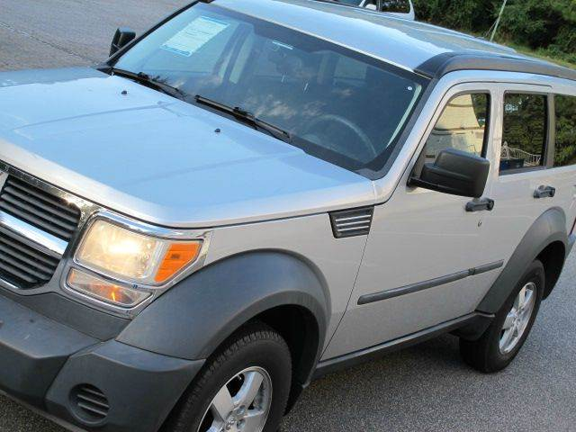 2007 dodge nitro sxt 4wd 4dr suv in raleigh nc best import auto sales inc. Black Bedroom Furniture Sets. Home Design Ideas