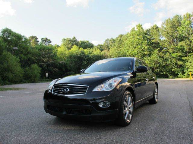 2008 Infiniti EX35 Journey 4dr Crossover - Raleigh NC