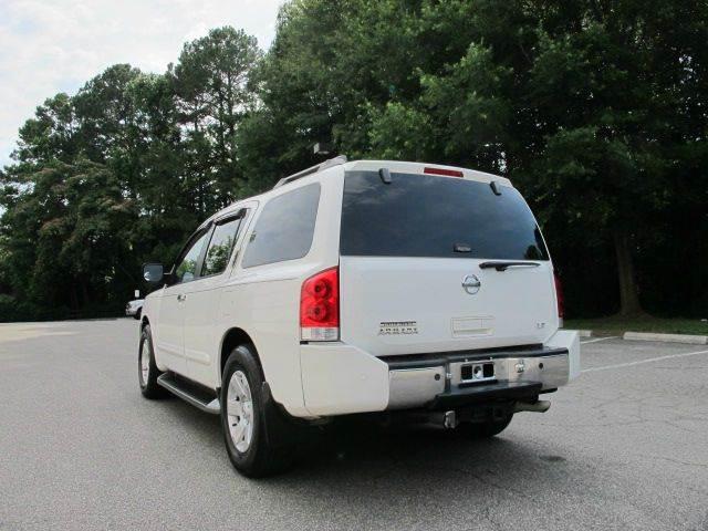 2004 Nissan Armada LE 4dr SUV - Raleigh NC