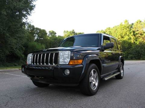 2009 Jeep Commander for sale in Raleigh, NC