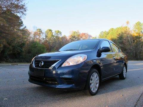2012 Nissan Versa for sale in Raleigh, NC