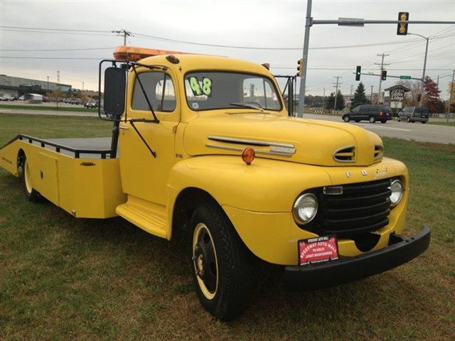 1948 Ford F600