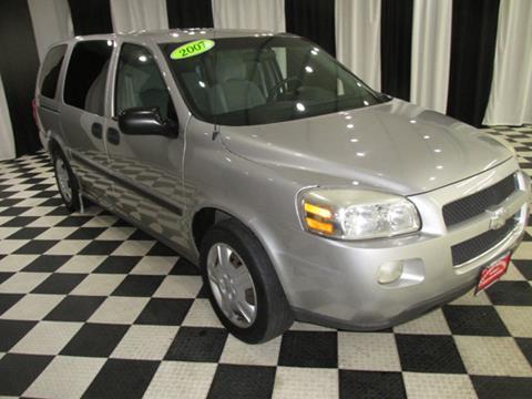 2007 Chevrolet Uplander for sale in Machesney Park, IL