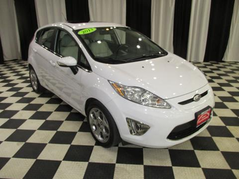 2013 Ford Fiesta for sale in Machesney Park, IL