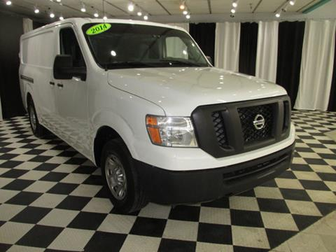 2014 Nissan NV Cargo for sale in Machesney Park, IL