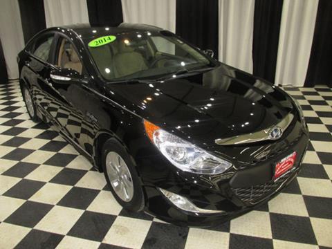 2014 Hyundai Sonata Hybrid for sale in Machesney Park, IL