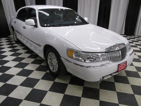 1999 Lincoln Town Car For Sale In Hobbs Nm Carsforsale Com