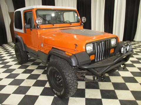 1988 Jeep Wrangler for sale in Machesney Park, IL