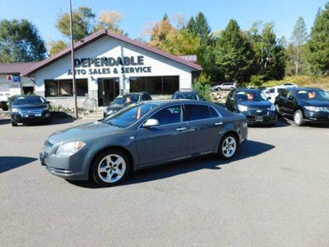 2008 Chevrolet Malibu for sale in Binghamton, NY