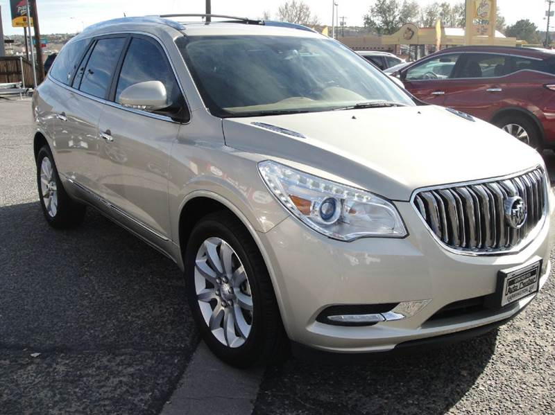 2016 buick enclave premium 4dr suv in farmington nm don reeves auto center. Black Bedroom Furniture Sets. Home Design Ideas
