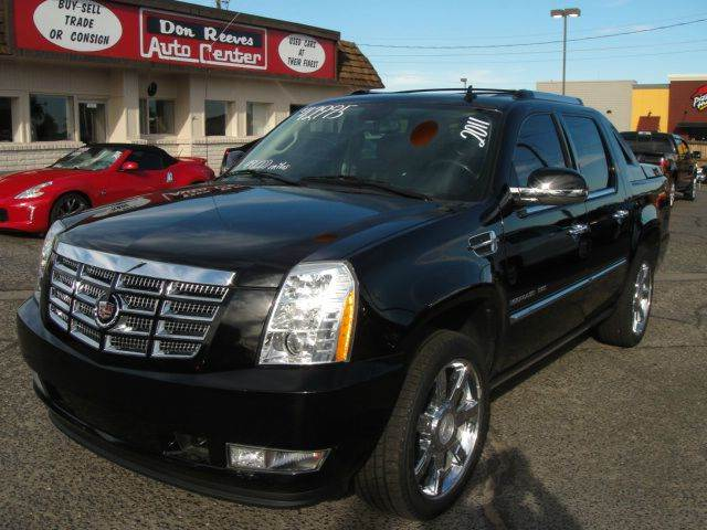 2011 cadillac escalade ext for sale in farmington nm. Black Bedroom Furniture Sets. Home Design Ideas