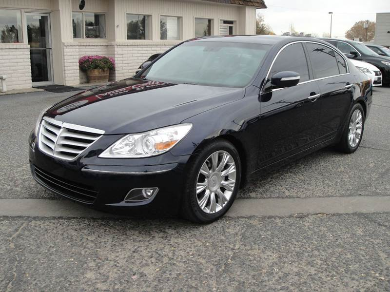 2009 hyundai genesis 3 8l v6 4dr premium plus in farmington nm don reeves auto center. Black Bedroom Furniture Sets. Home Design Ideas