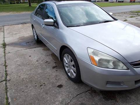 2007 Honda Accord for sale in Taylorsville, MS