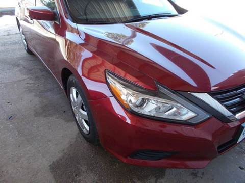 2016 Nissan Altima for sale in Taylorsville, MS