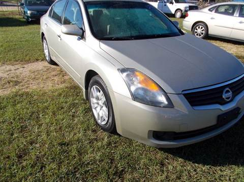 2009 Nissan Altima for sale in Taylorsville, MS