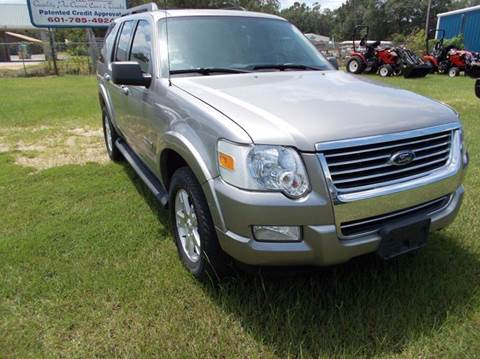 2008 Ford Explorer for sale in Taylorsville, MS