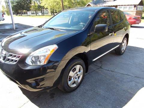 2014 Nissan Rogue Select for sale in Taylorsville, MS