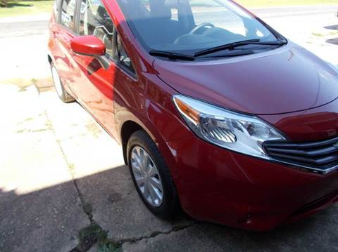 2015 Nissan Versa Note for sale in Taylorsville, MS