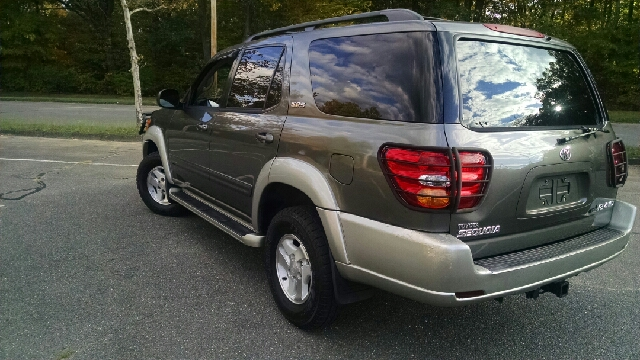 2003 toyota sequoia in ny west nyack motors. Black Bedroom Furniture Sets. Home Design Ideas