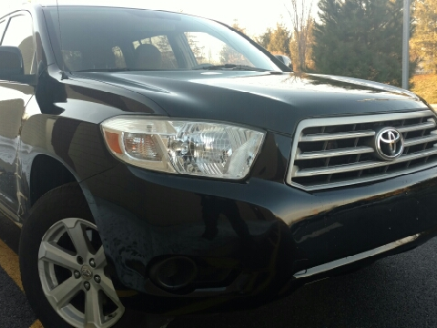2008 Toyota Highlander for sale in Spring Valley, NY