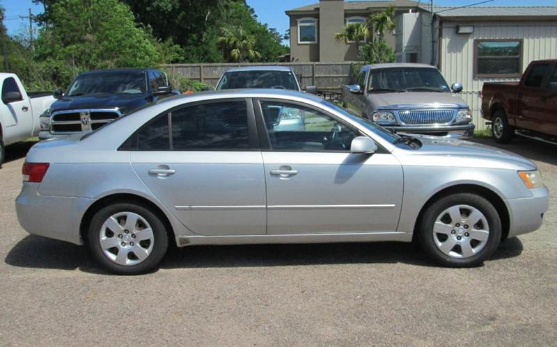 2006 Hyundai Sonata GL 4dr Sedan - Beaumont TX