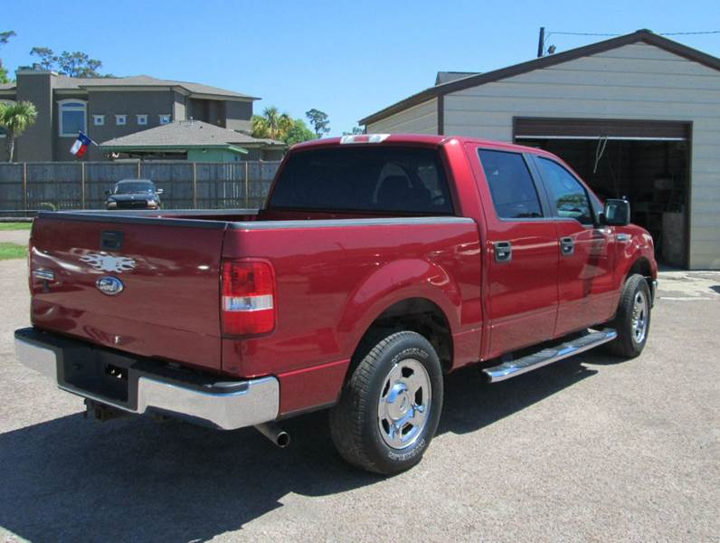 2007 Ford F-150 XLT 4dr SuperCrew Styleside 5.5 ft. SB - Beaumont TX