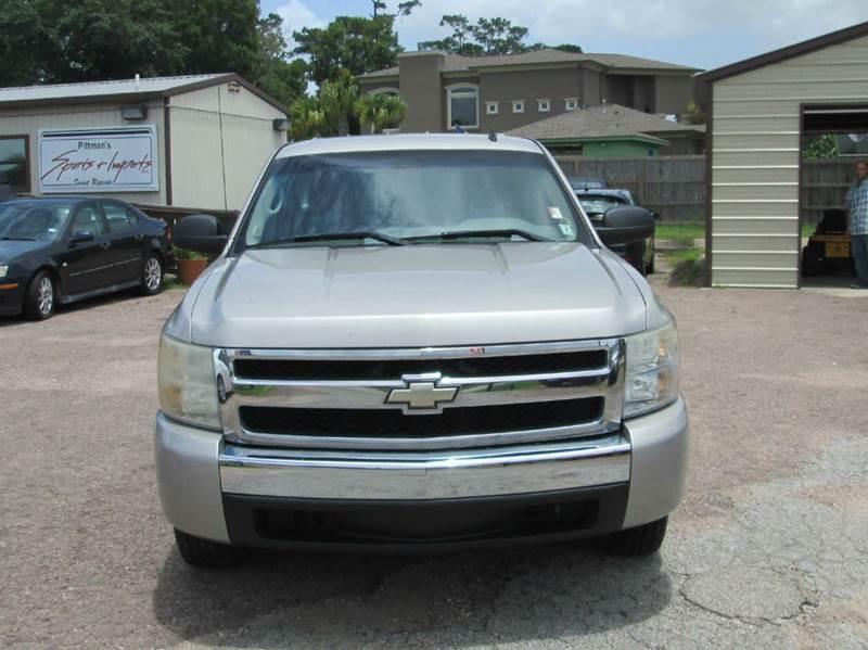2007 Chevrolet Silverado 1500 LS 4dr Crew Cab 5.8 ft. SB - Beaumont TX