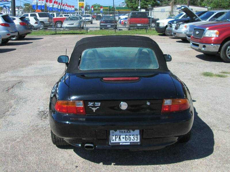 1998 BMW Z3 1.9 2dr Convertible - Beaumont TX
