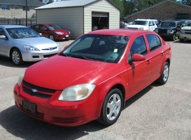 2008 Chevrolet Cobalt LT 4dr Sedan - Beaumont TX