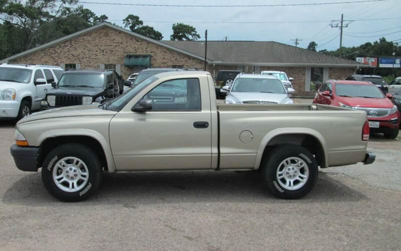 2003 Dodge Dakota 2dr Standard Cab SXT Rwd SB - Beaumont TX