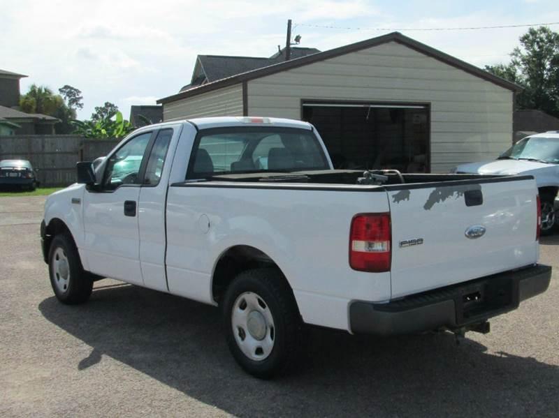 2006 Ford F-150 XL 2dr Regular Cab Styleside 8 ft. LB - Beaumont TX