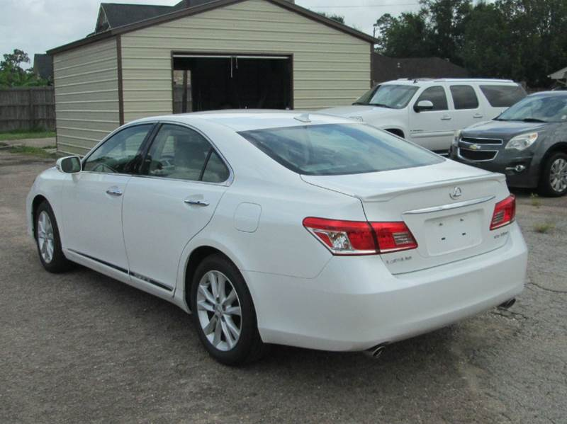2010 Lexus ES 350 4dr Sedan - Beaumont TX